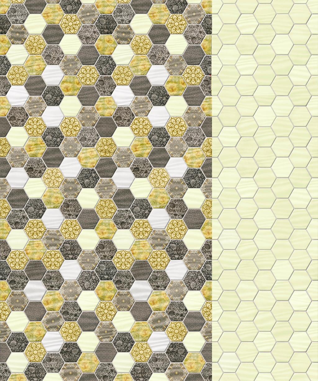 Декоративная панель VENTA Exclusive «Соты»